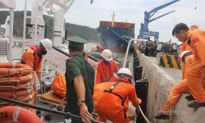 Chìm tàu ở Nghệ An: Thi thể thuyền viên mắc kẹt ở tầng 2 tàu VTB 26