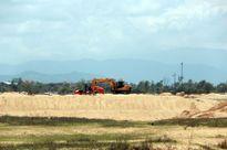 Lợi dụng cấp phép, bán chui hàng nghìn mét khối cát