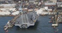 Có gì đặc biệt bên trong mẫu hạm hiện đại nhất trên thế giới trị giá 13 tỉ đô Mỹ sắp hạ thủy?