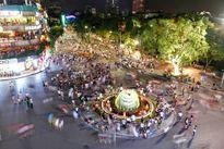 Quận Hoàn Kiếm kiến nghị rút ngắn thời gian tổ chức phố đi bộ