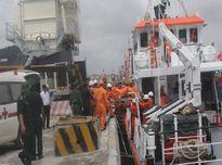 Vụ chìm tàu VTB 26: Tìm thấy thêm 1 thi thể, còn 3 người mất tích