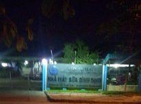 'Nạn' ồn ào, mất vệ sinh… tại khu vực Nhà máy sữa Vinamilk Bình Định khiến người dân bức xúc