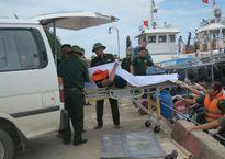 Tin chi tiết về vụ chìm tàu VTB 26 trên biển Nghệ An