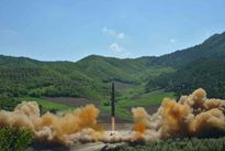 CNN: Triều Tiên tiếp tục chuẩn bị phóng thử tên lửa đạn đạo ICBM