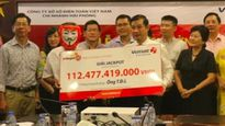 Vietlott 131 tỷ xuất hiện, Bà Rịa Vũng Tàu đón tin vui