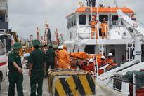 Nghệ An: Phát hiện thi thể thuyền viên trong con tàu gặp nạn VTB 26