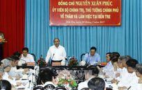 Thủ tướng: Bến Tre cần 'biến nguy cơ thành thời cơ' để phát triển