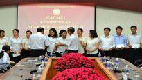 TAND thành phố Đà Nẵng: Giao lưu gặp mặt cán bộ, công chức nhân ngày Thương binh liệt sỹ