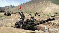 Vì sao Trung Quốc đưa hàng chục ngàn tấn vũ khí áp sát Ấn Độ?