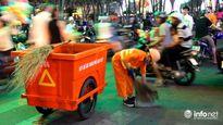 TP.HCM: Truy trách nhiệm đơn vị để hàng ngàn công nhân vệ sinh sống không lương
