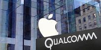 Cổ phiếu Qualcomm tụt dốc sau vụ kiện với Apple