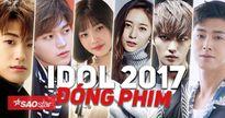 Năm 2017 - Idol Hàn đóng phim: Người thành công, kẻ khiến fans lo lắng