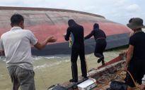 Vụ chìm tàu VTB26: Thi thể trong khoang tàu