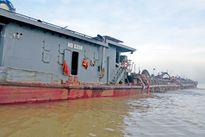 Dậy sóng 'cuộc chiến ngao - cát' ở cửa biển Hải Phòng