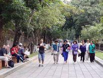 Hàn Quốc dẫn đầu các thị trường có khách du lịch đến Huế