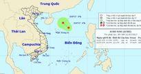 Xuất hiện cặp đôi áp thấp khu vực biển Đông và Thái Bình Dương
