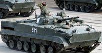 Lực lượng xe bọc thép từ trên trời đánh xuống của Nga