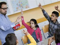 Kỳ lạ ngôi trường không thời khóa biểu, không điểm số tại Đức