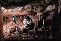 Soi hang động có dấu tích con người đầu tiên ở châu Âu
