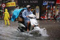 Hà Nội tiếp tục có mưa, dông