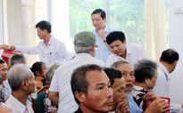 Phó Chủ tịch UBND TP Ngô Văn Quý thăm Trung tâm Điều dưỡng người có công số 1