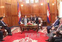 Việt Nam và Campuchia quyết tâm xây dựng đường biên giới hòa bình