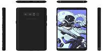 Ảnh chính thức Galaxy Note 8 xuất hiện, vẫn phải dùng quét vân tay ở lưng máy