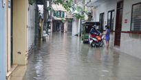 Tại phường Yên Hòa, quận Cầu giấy: Hàng trăm hộ dân sống chung với ngập lụt