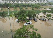 Hà Nội: Điểm mặt những khu đô thị cứ mưa là ngập