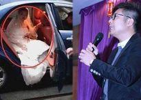 Khinh thông gia nghèo, con gái lại chửa trước nên nhà trai bắt bố cô dâu tự dắt con đến