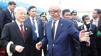 Dấu mốc lịch sử trong quan hệ Việt Nam – Campuchia