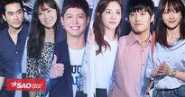Nhiều sao hạng A đến dự buổi công chiếu phim của Song Jong Ki nhưng lại vắng Song Hye Kyo