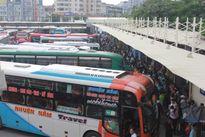 Hoàn tất điều chuyển 53 'nốt' xe khách tuyến Mỹ Đình – Ninh Bình