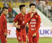Hàng công tỏa sáng, U22 Việt Nam đè bẹp đối thủ Macao