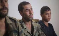IS tung clip đánh phòng tuyến, bắt sống 3 binh sỹ Syria