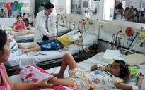 Ghi nhận gần 17.000 ca sốt xuất huyết trong tháng qua