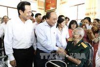 Nhiều hoạt động đền ơn đáp nghĩa nhân kỷ niệm 70 năm Ngày Thương binh - Liệt sĩ