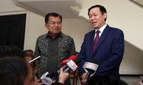Việt Nam – Indonesia thúc đẩy sớm kết thúc đàm phán phân định vùng đặc quyền kinh tế