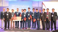 Việt Nam đoạt 4 huy chương vàng trong cuộc thi Olympic Toán quốc tế 2017