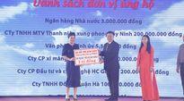 Lãnh sự Nam Phi tại TP.HCM tặng 1 tỉ đồng vào Quỹ đền ơn đáp nghĩa tỉnh Tây Ninh