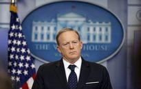 Thư ký báo chí Nhà Trắng Sean Spicer từ chức