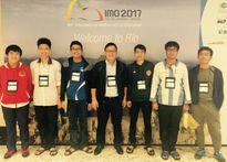 Việt Nam vào top 3 Olympic Toán quốc tế