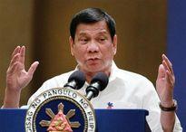 Tổng thống Philippines Duterte thề không bao giờ thăm Mỹ