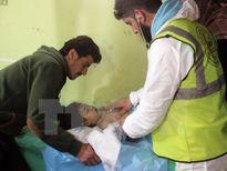 Lầu Năm Góc: Chính phủ Syria không sử dụng vũ khí hóa học từ tháng 4