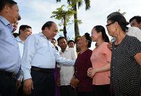 Thủ tướng thăm và làm việc tại tỉnh Hà Tĩnh