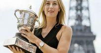 Mỹ nhân tennis Sharapova đầy quyến rũ, miệt mài vì US Open