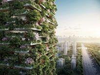 Thiết kế chung cư có 10.000 cây bao phủ ở Hà Lan