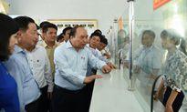 Thủ tướng khảo sát tại xã nông thôn mới Tượng Sơn, huyện Thạch Hà – Hà Tĩnh