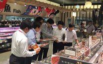 Cá tra Việt Nam được bán rộng rãi tại hệ thống siêu thị AEON Nhật Bản