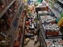 Động đất 4,9 độ Richter làm rung chuyển tỉnh Cát Lâm của Trung Quốc